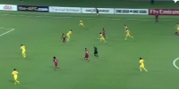 国足2-1逆转无缘世界杯 - 新浪吉林