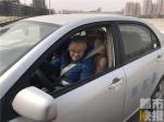 62岁老太驾照科目二90分:喜欢风驰电掣的感觉 - 新浪吉林