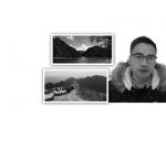 带头致富的周功斌自驾越野车车队。浙西川藏线沿途湖山的美丽风光。 - 新浪吉林