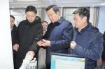 吉林市市长刘非实地检查节日市场供应和商贸企业安全生产情况 - 商务厅