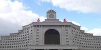 长春火车站加开8对临时旅客列车 - 新浪吉林