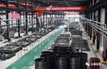亚泰建筑工业化制品产业园水泥构件产品生产线 - 新浪吉林