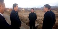 吉林市副市长谢义来蛟河市检查秸秆禁烧工作 - 农业机械化信息网