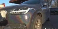 长春交警在加油站多看了一眼沃尔沃 司机被罚了200元 - 新浪吉林