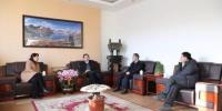 副省长李悦到吉林农业大学走访慰问专家 - 教育厅