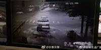 暴雨来袭!长春市多处路段严重积水 - 新浪吉林