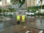 6月11日长春市出现雷阵雨天气 防汛指挥部积极应对排除积水 - 新浪吉林