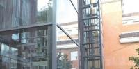 省委老干部局宿舍,工人正在平整小区路面 - 新浪吉林