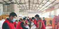 公主岭市积极组织蔬菜供应,保障市民生活需求。 (公主岭市委宣传部提供) - 新浪吉林